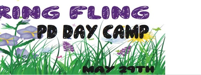 Spring Fling PD Day Camp